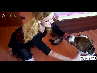 Nadia Nadia Needs It elephant xvideo